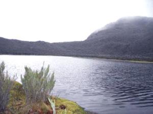 Laguna de Buitrago, Parque Chingaza, Cundinamarca