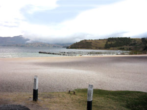 Laguna de TOTA playa blanca
