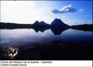 Cerros Mavecuri - Guainia