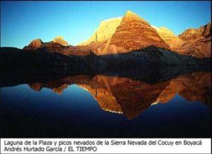 Sierra Nevada del Cocuy - Boyacá