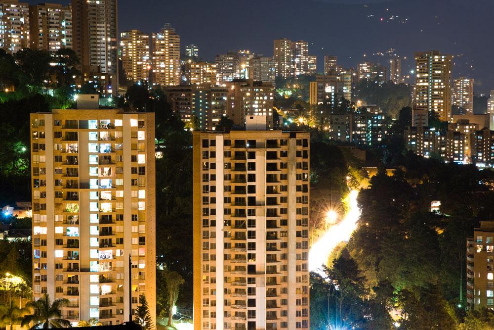 El_poblado_Medellín