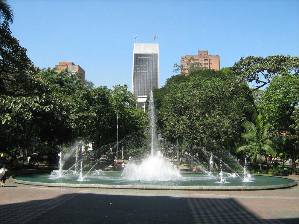 Parque_Bolivar-Medellin